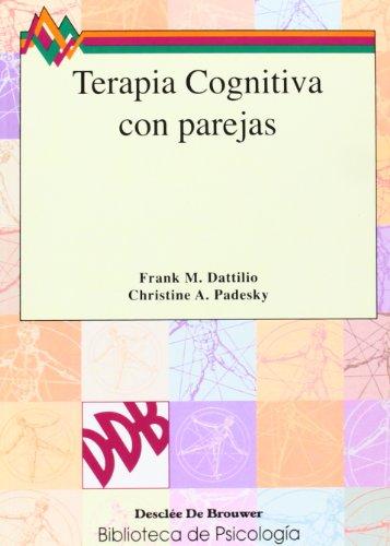 9788433010797: Terapia Cognitiva Con Parejas (Spanish Edition)