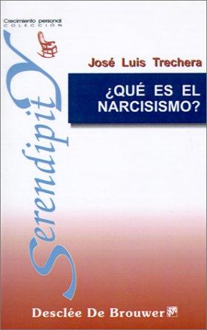9788433011527: Que es el narcisismo? (Serendipity)