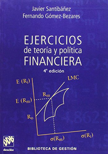 EJERCICIOS DE TEORÍA Y POLÍTICA FINANCIERA: Javier Santibáñez -