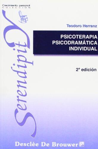 9788433013873: Psicoterapia Psicodramática Individual-Cosido (Spanish Edition)