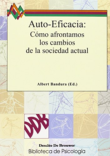 autoeficacia (Spanish Edition) (8433014234) by Bandura, Albert