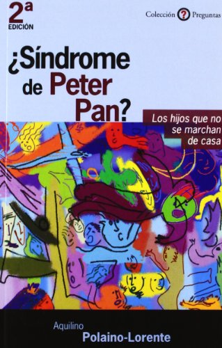 9788433014320: ¿Síndrome de Peter Pan? (Spanish Edition)