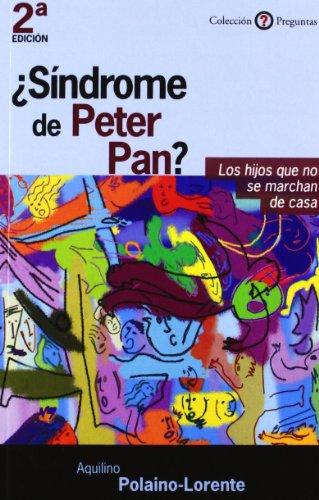 9788433014320: ¿Síndrome De Peter Pan? Fresado (Preguntas)