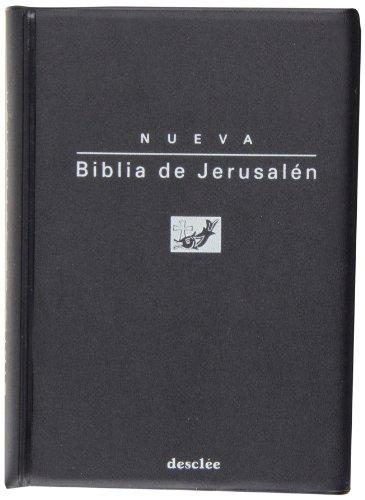 NUEVA BIBLIA DE JERUSALEN: UBIETA LÓPEZ, JOSÉ