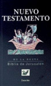 9788433014931: Nuevo Testamento de bolsillo de la Biblia de Jerusalén
