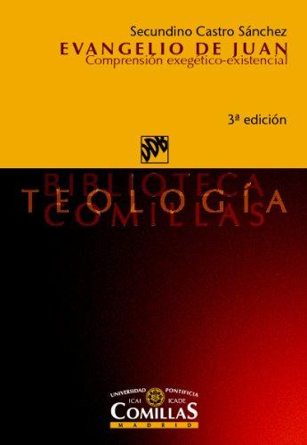 9788433015723: Evangelio De Juan (Biblioteca Teología Comillas)