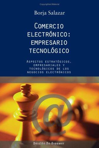 Comercio Electrónico Empresario Tecnológico: Borja Salazar Ruiz