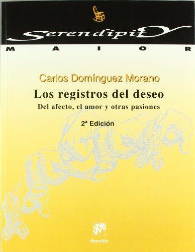 9788433016508: Los Registros del Deseo (Spanish Edition)
