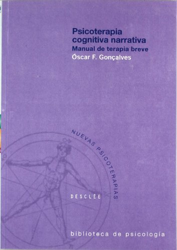 9788433016720: Psicoterapia Cognitiva Narrativa (Spanish Edition)