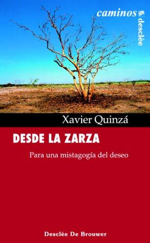 9788433016751: Desde La Zarza (Spanish Edition)