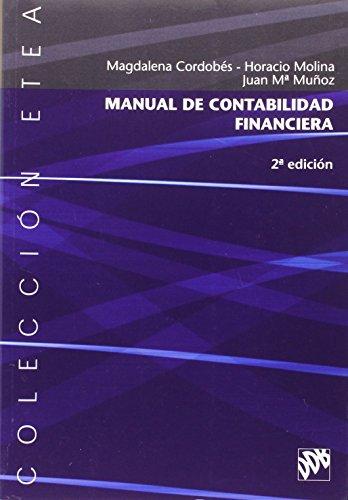 9788433017109: Manual De Contabilidad Financiera