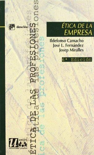 Etica de la Empresa: Jose Luis Fernandez