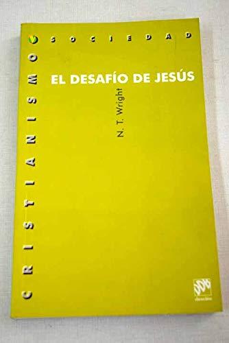 9788433017697: El desafío de Jesús