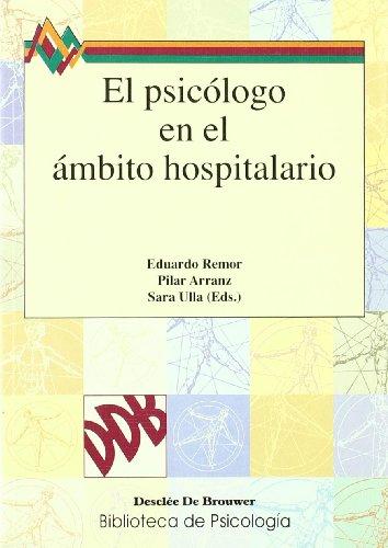 9788433018045: El Psicólogo En El Ámbito Hospitalario