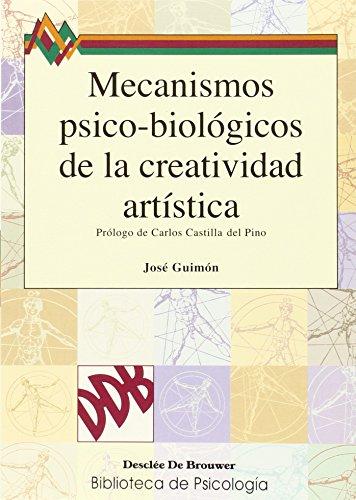 9788433018175: Mecanismos psico-biológicos de la creatividad artística (Biblioteca de Psicología)