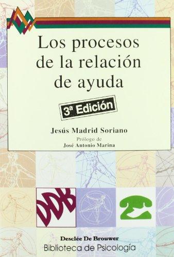 9788433019264: Los procesos de la relación de ayuda (Biblioteca de Psicología)