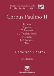 Comentarios a la nueva Biblia de Jerusalen: Federico Pastor