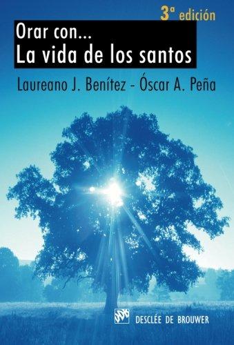 9788433020673: Orar con la vida de los santos (Spanish Edition)