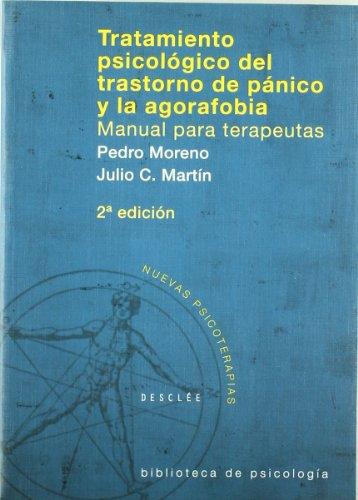 9788433021267: TRATAMIENTO PSICOLÓGICO DEL TRASTORNO DE PÁNICO Y LA AGORAFOBIA. Manual para terapeutas
