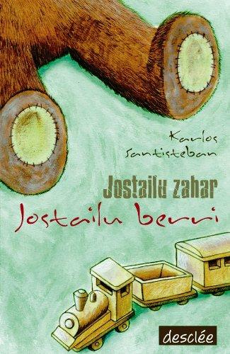 9788433021588: Jostailu zahar, jostailu berri (Ipotxak eta Erraldoiak)