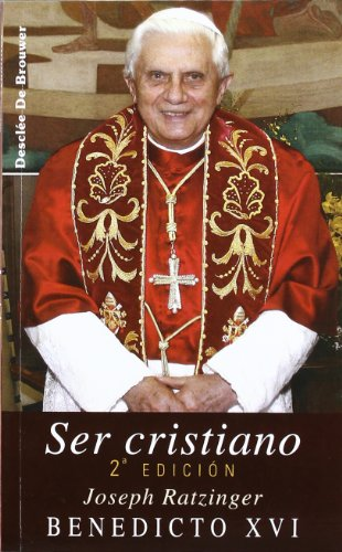 Ser cristiano (Caminos) (Spanish Edition) (9788433021854) by Ratzinger, Joseph