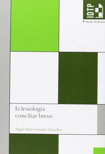 9788433022028: Eclesiología conciliar breve (Instit.Diocesano de Teología y Pastoral)