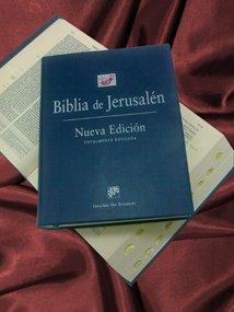 Biblia de Jerusalén, 4ª ed. : modelo: Escuela Bíblica Arqueológica