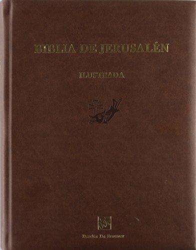 Biblia de Jerusalén : gran edición ilustrada: Escuela Bíblica Arqueológica