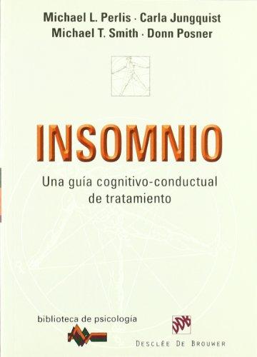9788433023513: Insomnio: Una guía cognitivo-conductual de tratamiento (Biblioteca de Psicología)