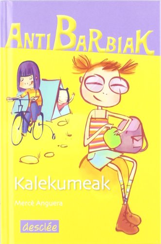 9788433025166: Kalekumeak (Antibarbiak)