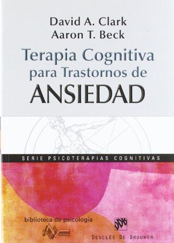 9788433025371: Terapia cognitiva para trastornos de ansiedad (Biblioteca de Psicología)