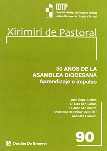 30 años de la asamblea diocesana: Ubieta López, Jose