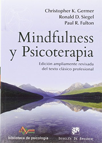 9788433027672: MINDFULNESS Y PSICOTERAPIA.(BIBLIOTECA PSICOLOGIA)