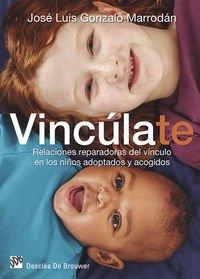 9788433027894: Vincúlate. Relaciones reparadoras del vínculo en los niños adoptados y acogidos (AMAE)