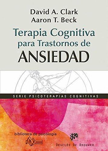 9788433036209: Terapia Cognitiva Para Trastornos De Ansiedad