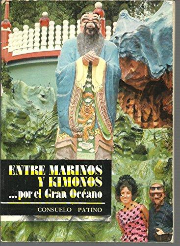 9788433102133: Entre marinos y kimonos ... por el Gran Océano (Spanish Edition)