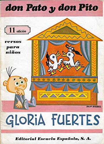 Don pato y Don Pito: Gloria Fuertes