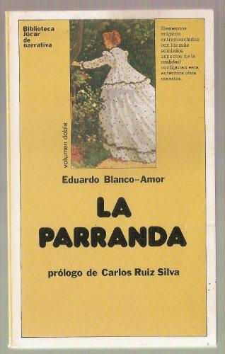 9788433410863: Parranda, la