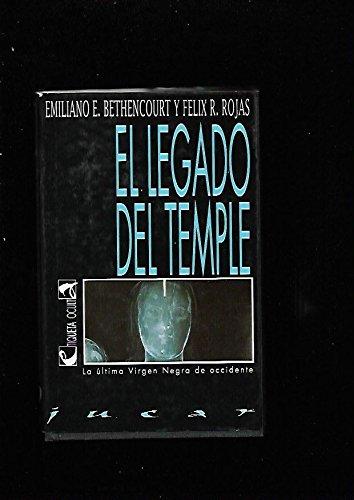 9788433423030: EL LEGADO DEL TEMPLE La última Virgen Negra de occidente
