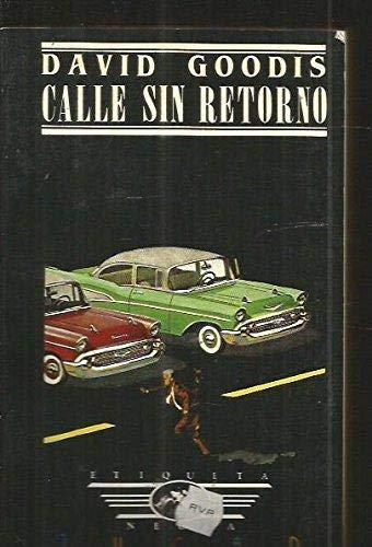 9788433436160: Calle sin retorno