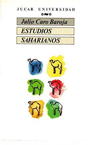 9788433470270: Estudios saharianos (Jucar Universidad) (Spanish Edition)