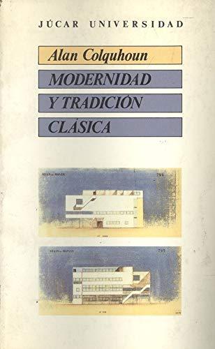 9788433470331: Modernidad y tradicion clasica