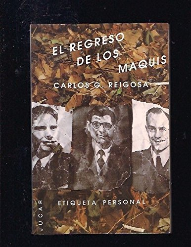 9788433481085: El regreso de los maquis (Etiqueta personal) (Spanish Edition)