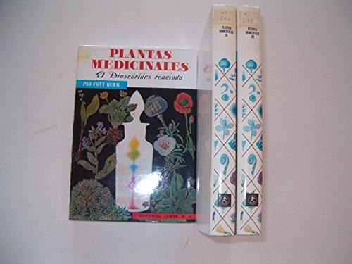 PLANTAS MEDICINALES 1-3 EL DIOSCORIDES RENOVADO
