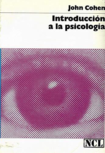 9788433515018: INTRODUCCION A LA PSICOLOGIA