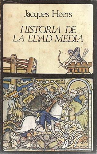 9788433517081: Historia De La Edad Media