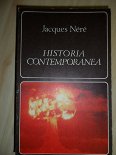 9788433517166: HISTORIA CONTEMPORANEA .