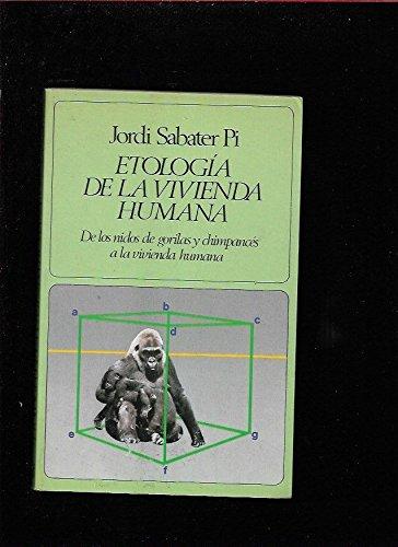 9788433517395: Etologia de la vivienda humana