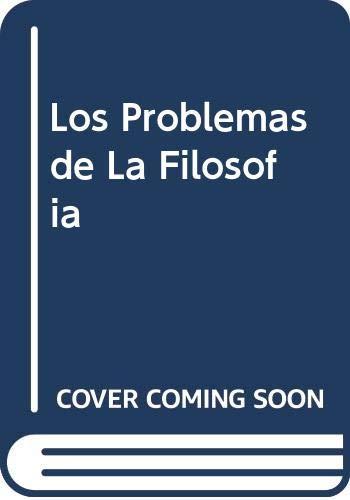 Problemas de la filosofia, los: Russell, Bertrand [Autor]