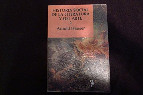 9788433535191: Historia social de la literatura y del arte /2